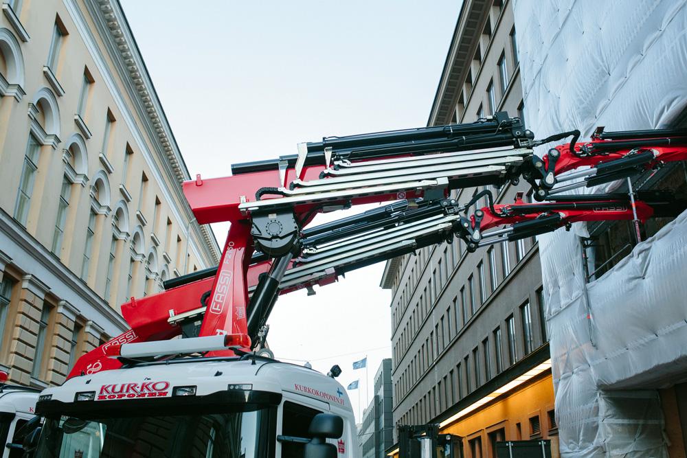 Fassi F2150RAL