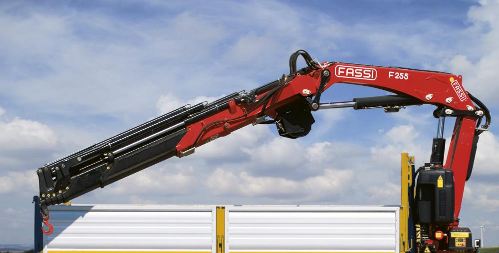 Fassi F255A