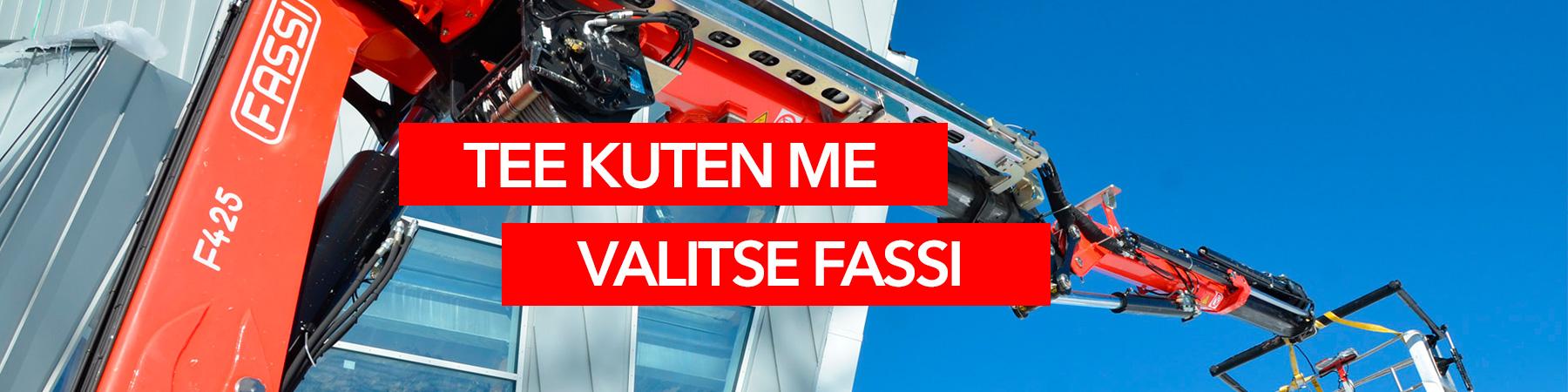 Grutech Oy | FASSI-nosturit