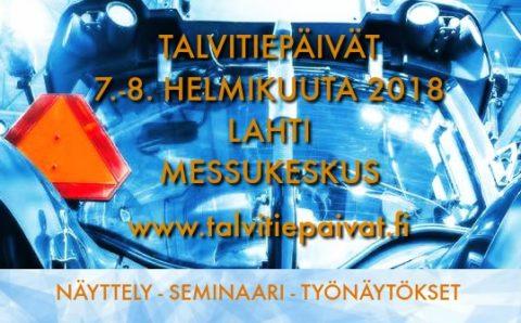 Talvitiepäivät Lahti 2018