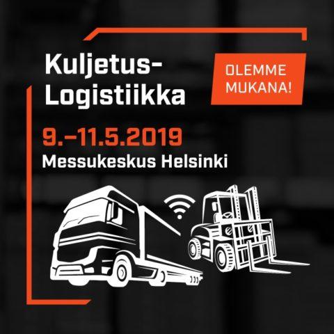 Kuljetus-logistiikka Messut