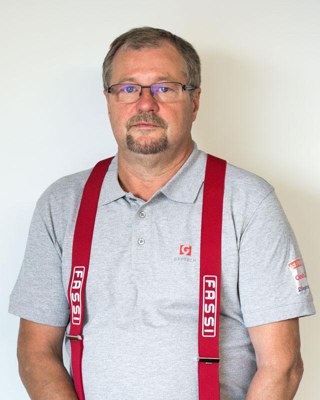 Grutech Oy Olavi Karvonen Fassi-nosturit