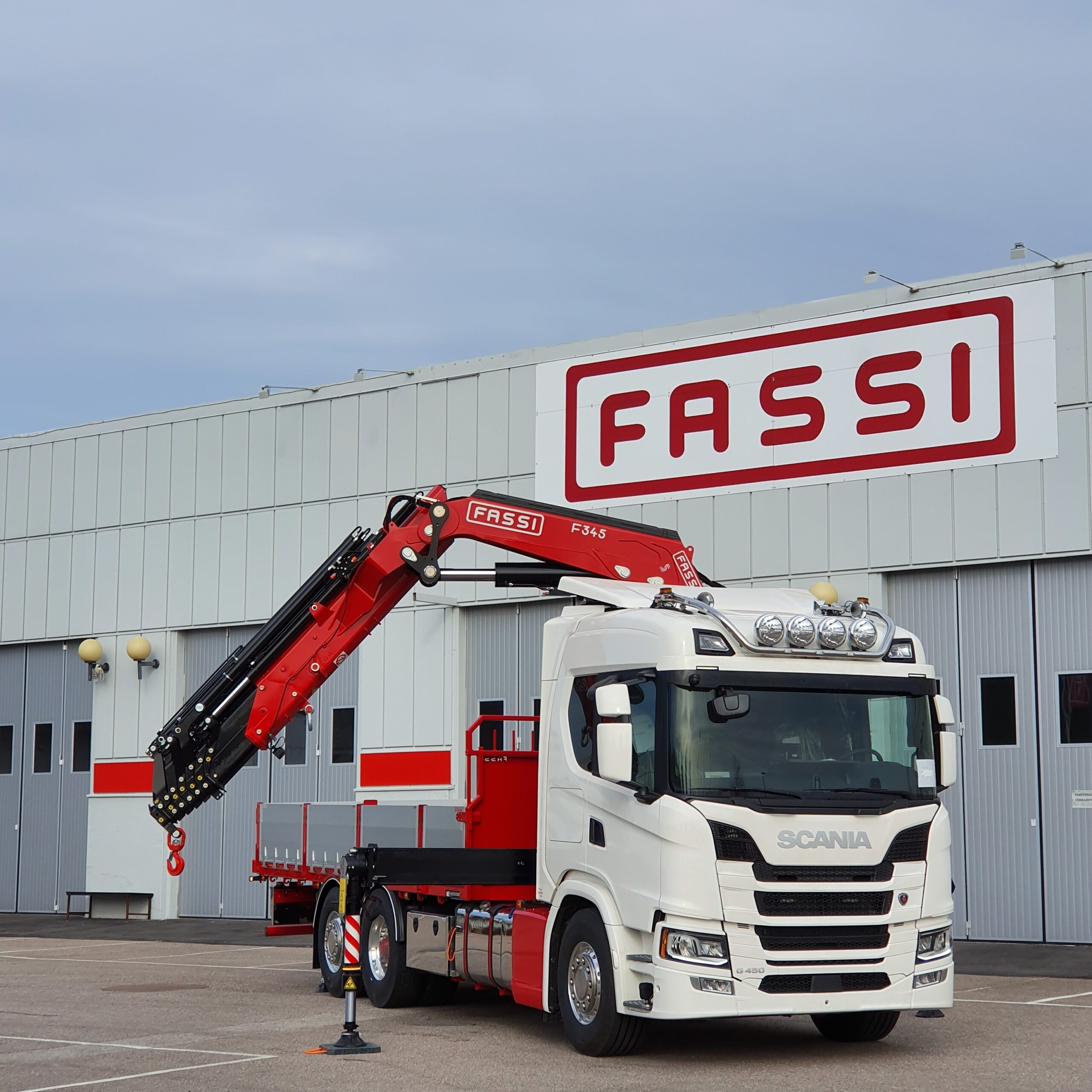 FASSI F345RB
